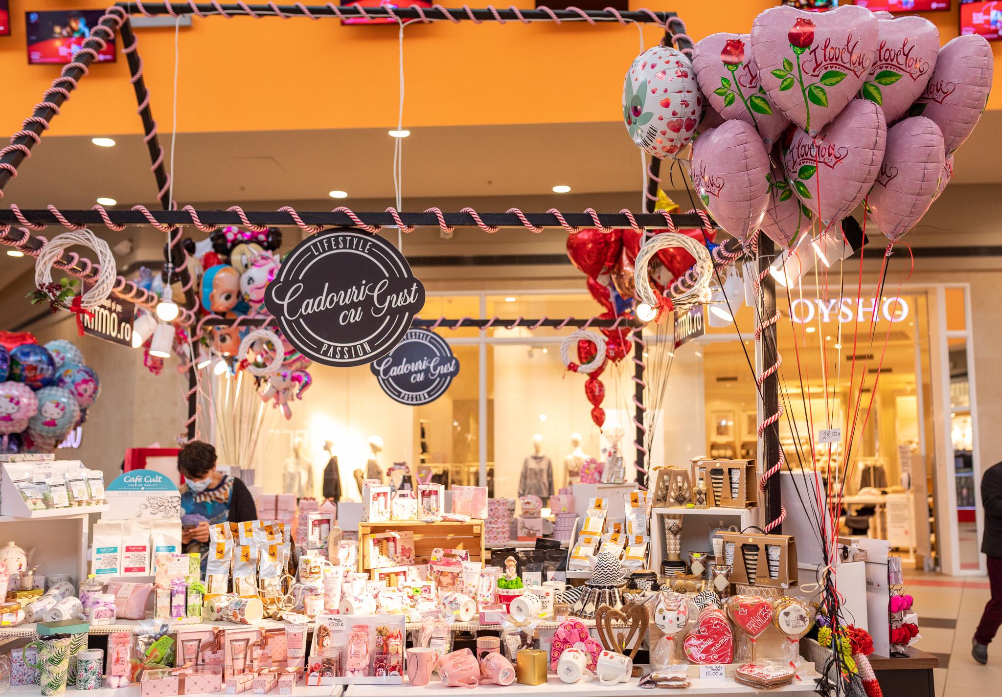 Te invităm în Piața cu Copaci să găsești cadoul perfect pentru Dragobete!