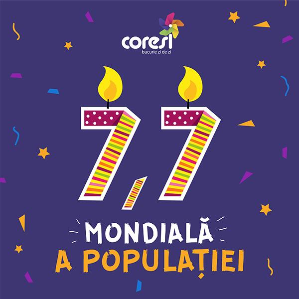 ZIUA MONDIALĂ A POPULAȚIEI