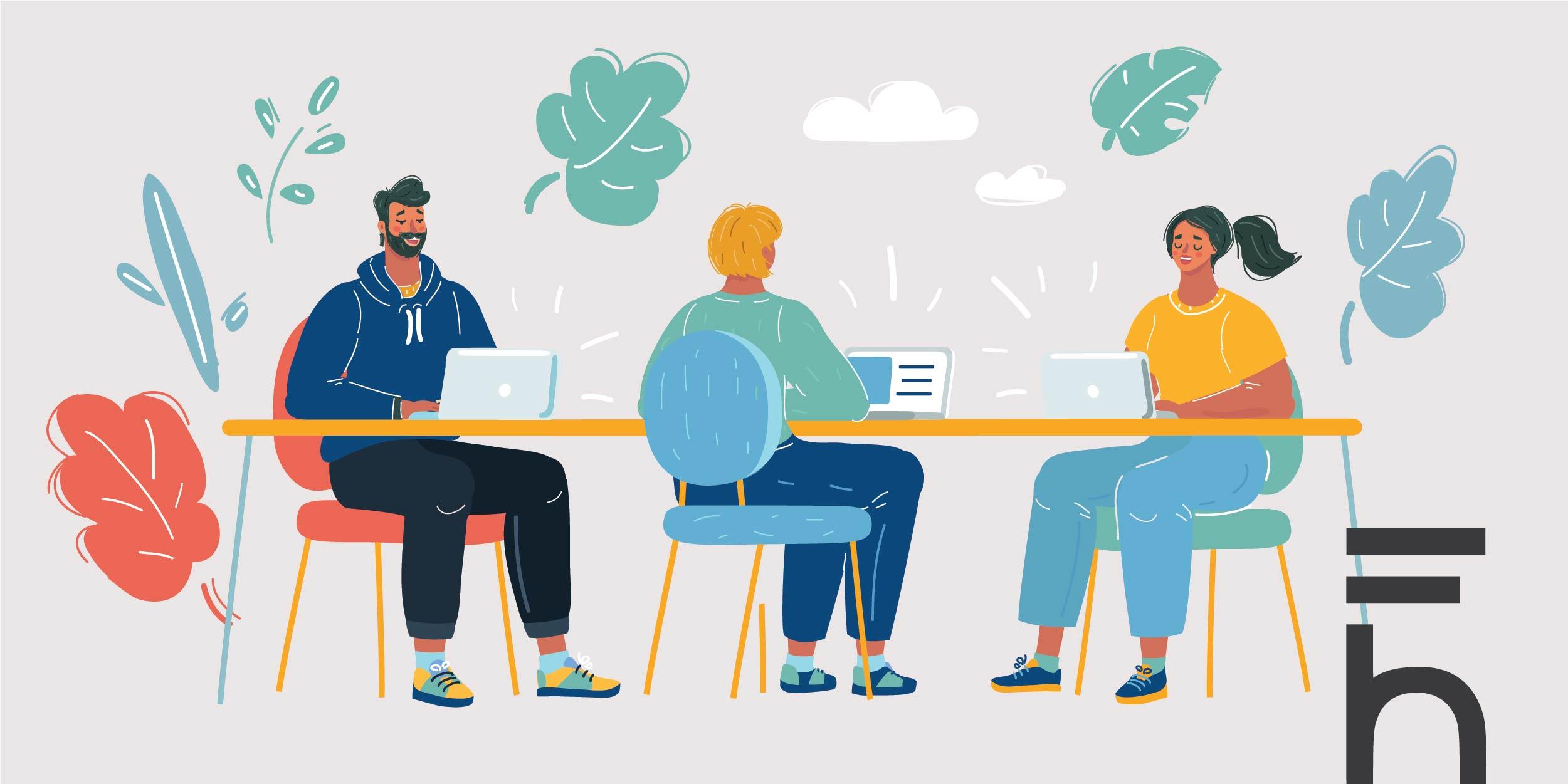 Mituri despre coworking – yay or nay?