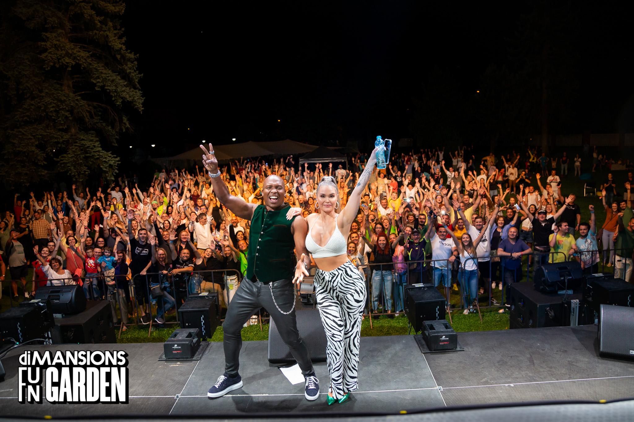 Noi nume mari ale muzicii anunțate la diMansions Fun Garden. Boney M, Loredana și Vunk concertează în luna august pe scena din Coresi Business Campus